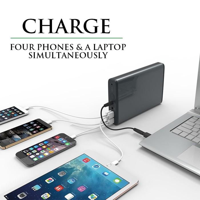 Maxoak K2 50000mah Portable Power Bank For Laptop Buy