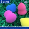 2016 new design latex-free makeup sponge,cosmetic sponge for cream and foundation,colorful gourd-shaped cosmetic sponge
