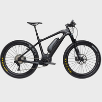 LightCarbon 2019 hardtail full carbon electronic mtb ebike frame LCM708
