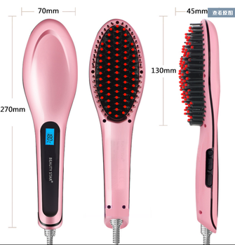 Hair Styling Curler Curling Vibrating electronic hair iron brush curler