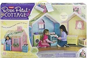 Hasbro Playskool Dream Town Rose Petal Cottage