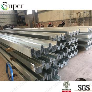 Galvanized Steel Floor Decking Sheet,Steel Decking Prices ...