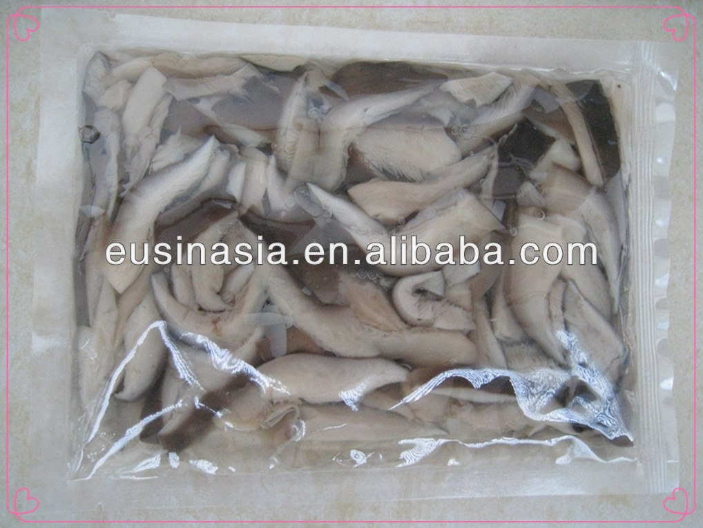 top quality whole grey oyster mushroom in brine