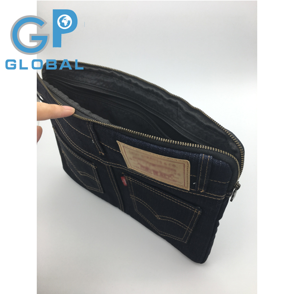 Custom Cotton Plain Canvas Tablet Briefcase Jeans Laptop Bag - Buy ... d46fea3f6d1b2
