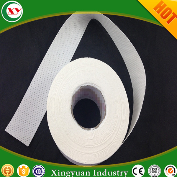 Roll of high quality tissue SAP absorbent paper for female sanitary napkin