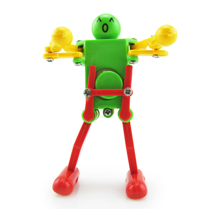 Toys & Hobbies Punctual High Quality Clockwork Spring Wind Up Dancing Robot For Children Kids Fun Toy Gift Gags & Practical Jokes