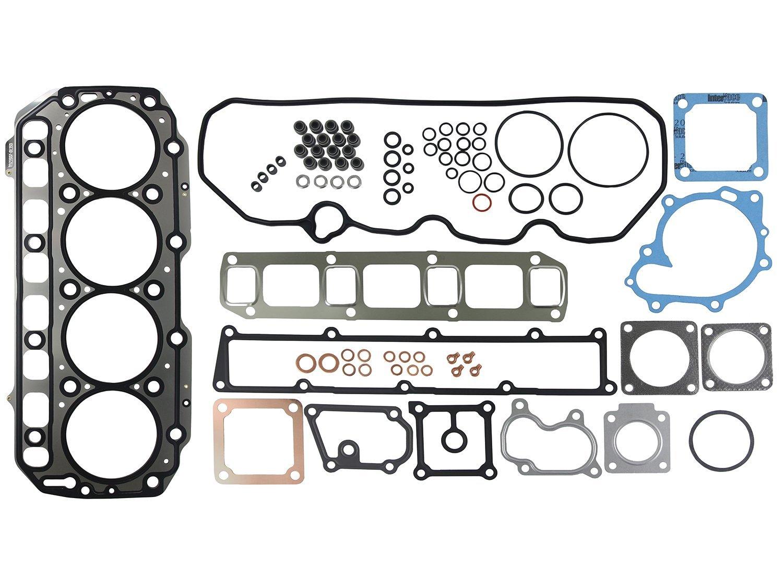 NEW COMPLETE ENGINE REBUILD KIT KOMATSU 4D106 YANMAR 4TNV106TGGE 4TNV106T ENGINE