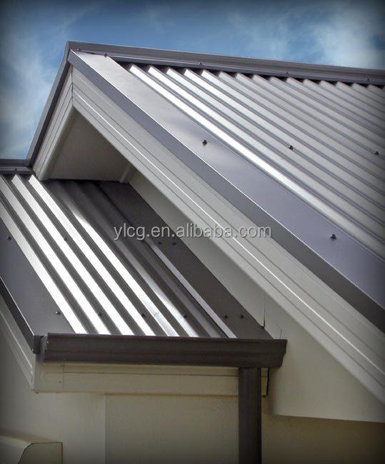 22 Gauge Gi Corrugated Steel Roofing Sheet Buy