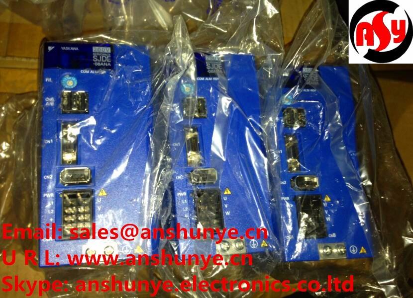 Yaskawa servo driver SJDE-08APA NEW IN BOX ! **via DHL or EMS!!