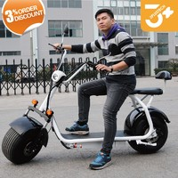 2017 new product 1000w harley electric scooter harley with CE
