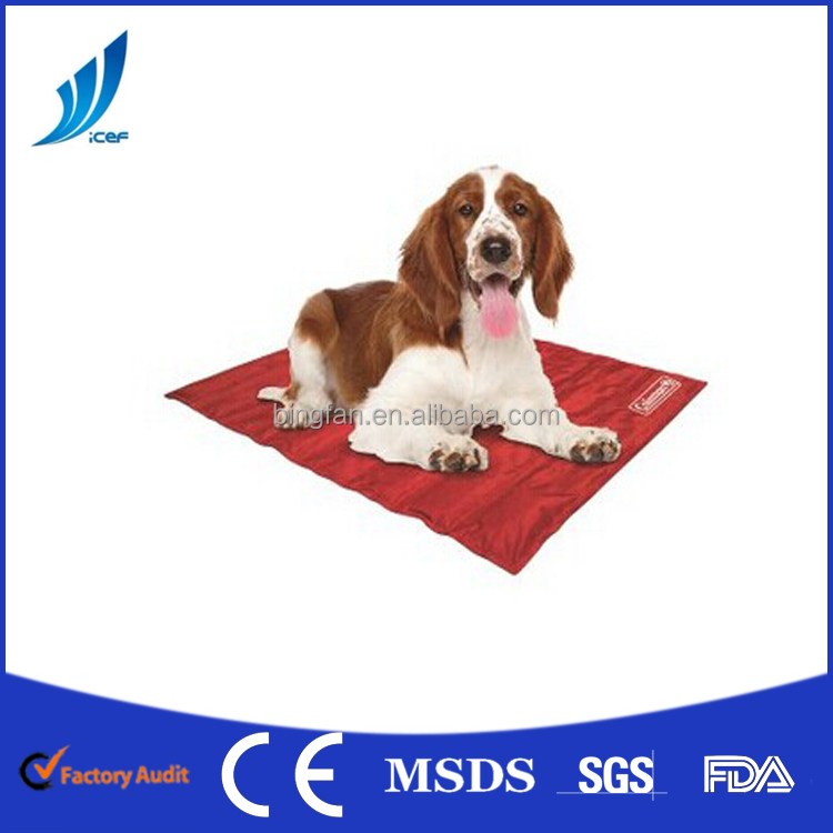 Cooling Soft Mat Dog Gel Cold Bed Mat