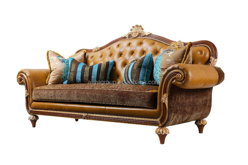 Light Yellow Leather Sofa, Light Yellow Leather Sofa Suppliers And  Manufacturers At Alibaba.com