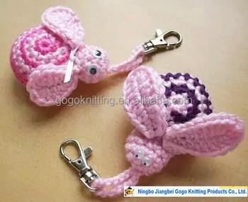 Fashion Design Kit Creative Gift Diy Keychain Crochet Bee Crochet