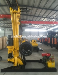 150m DTH water well drilling rig/ water well drilling machine/ air drilling machine