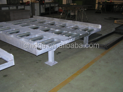 CD Racks pallet dolly/ container pallet for air port