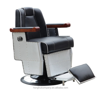 Used barber chairs for sale luxury men's salon chair H-B046