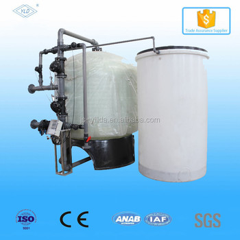 40m3 Hour Fiberglass Resin Tank Resin Regeneration Water Softener Machine Buy Water Softener Water Softener Machine Resin Water Softener Product On Alibaba Com