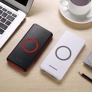 10000mah Wireless Charger Portable Mobile Wireless Power Bank