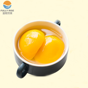 2018 new season canned yellow peach in light syrup