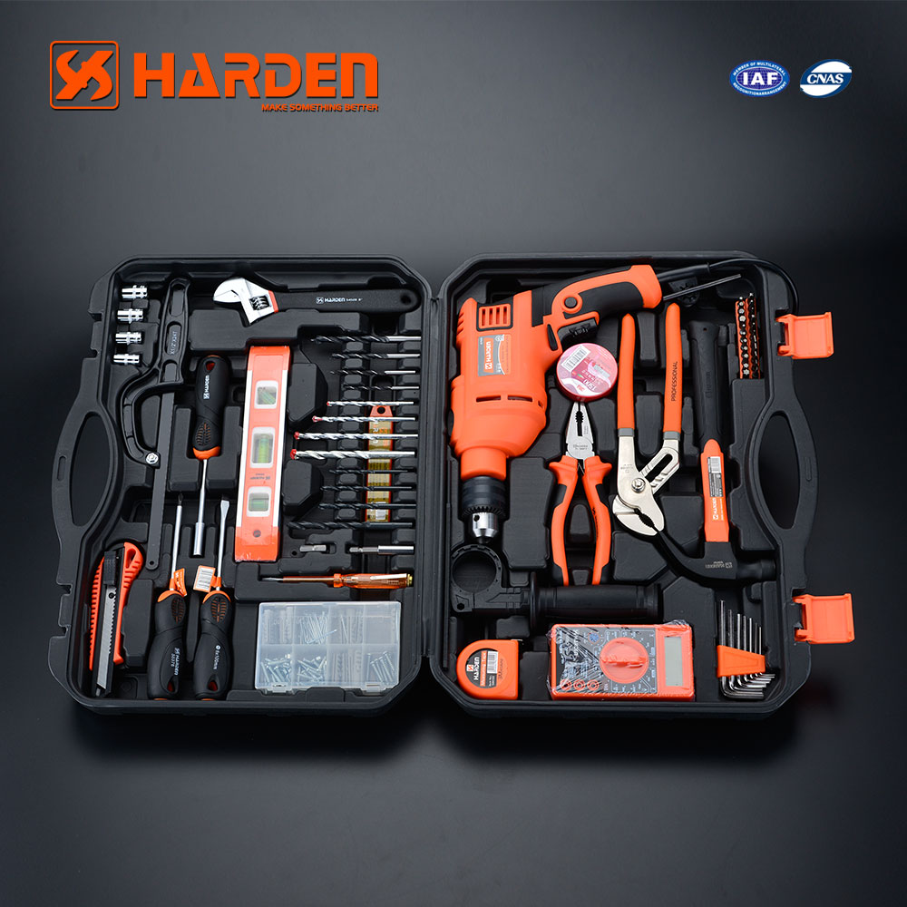 Hand Tool 75Pcs Multi-Functional Professional Impact Drill Set