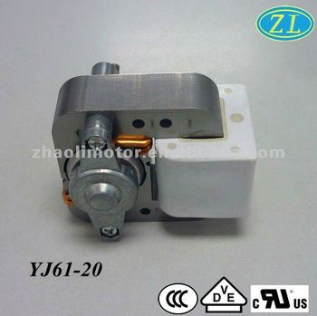 Water Proof 240v Small Ac Electric Motor Refrigerator Fan