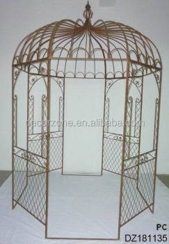 antique metal round gazebo for garden buy metal gazebo antique metal gazebo round metal gazebo. Black Bedroom Furniture Sets. Home Design Ideas