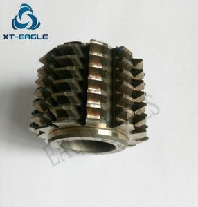 Special Manufacture Standard Gear Hob Metal Cutting Tools