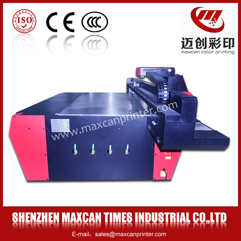 Maxcan digital banner printing machine for all decorative surface building material printer