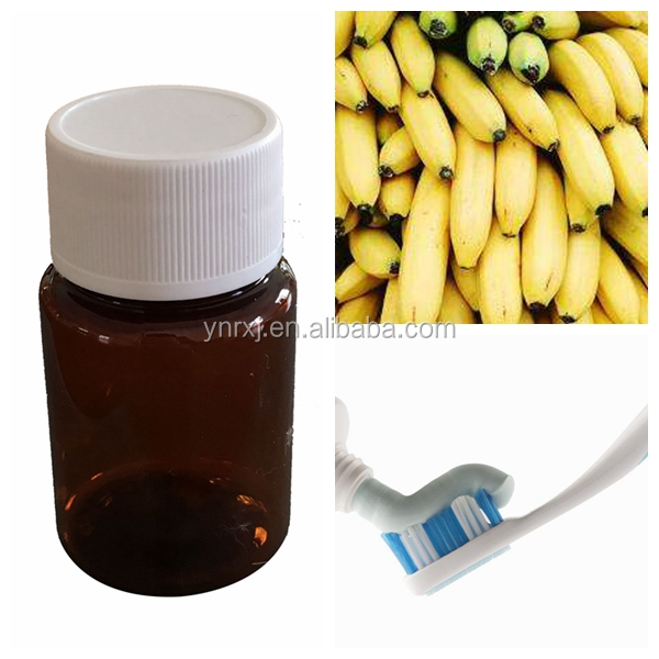 High quality Natural fragrance Oil for Banana toothpaste