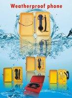 Weatherproof Telephone,Explosion proof phone Koontech KNSP-03 cell phone carriers