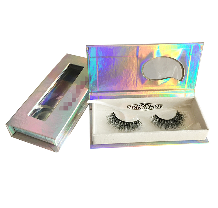 65d8ddf711e Private Label Honey Eyelash 3d Mink Lashes With Custom Packaging Box ...