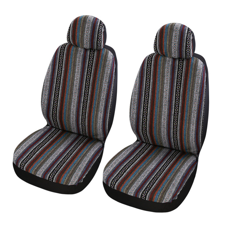 ZT-B-100 cloth seat covers car site cover
