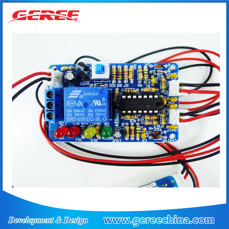 Geree Liquid Level Sensor Module Water Level Detection Controller Sensor