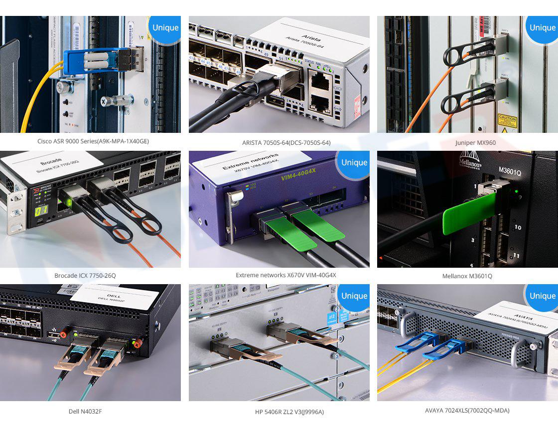 40GBASE-SR Bidi optical transceiverl QSFP Module for Duplex MMF,QSFP-40G-SR-BD