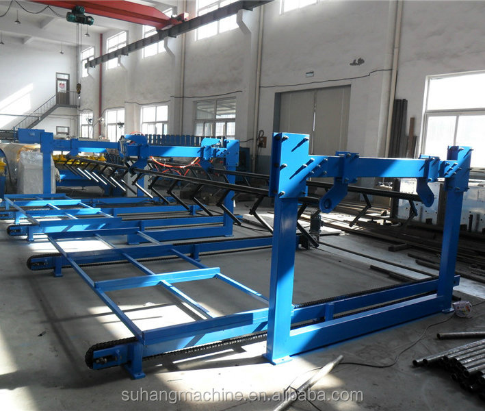 8m Auto Stacker Machine With10m-15m/min Productivity