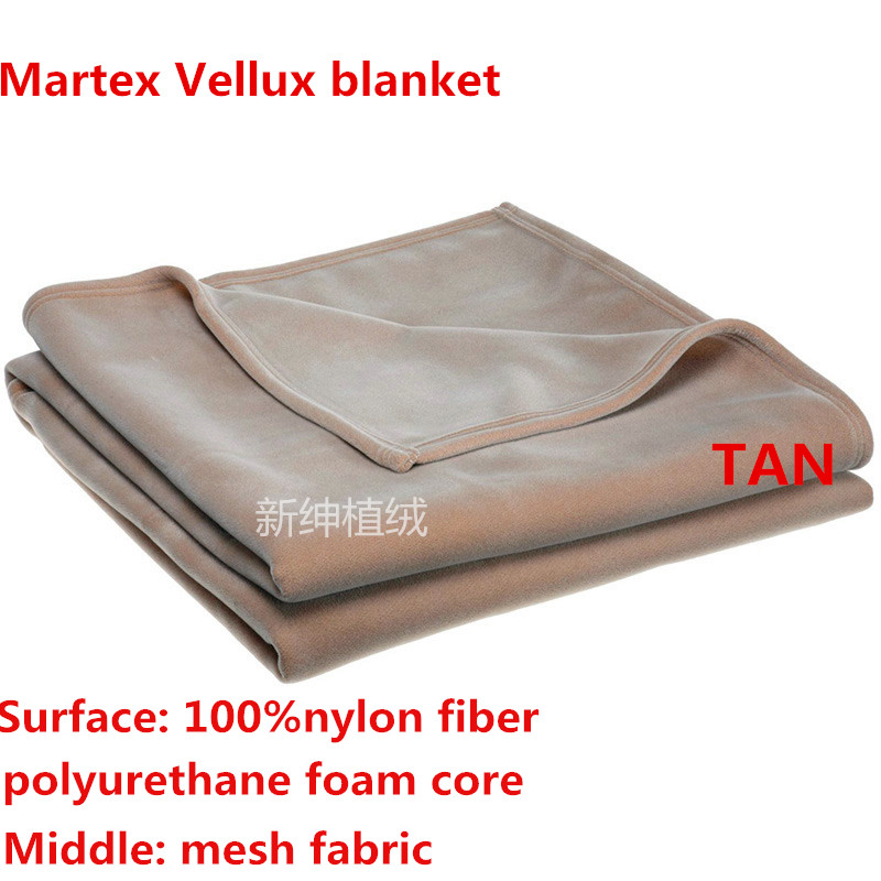 hospitals vellux blanket