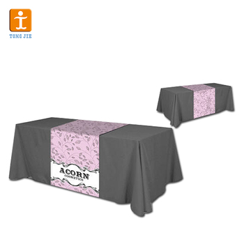 High Quality Custom Rectangle Spandex Table Cover Cloth