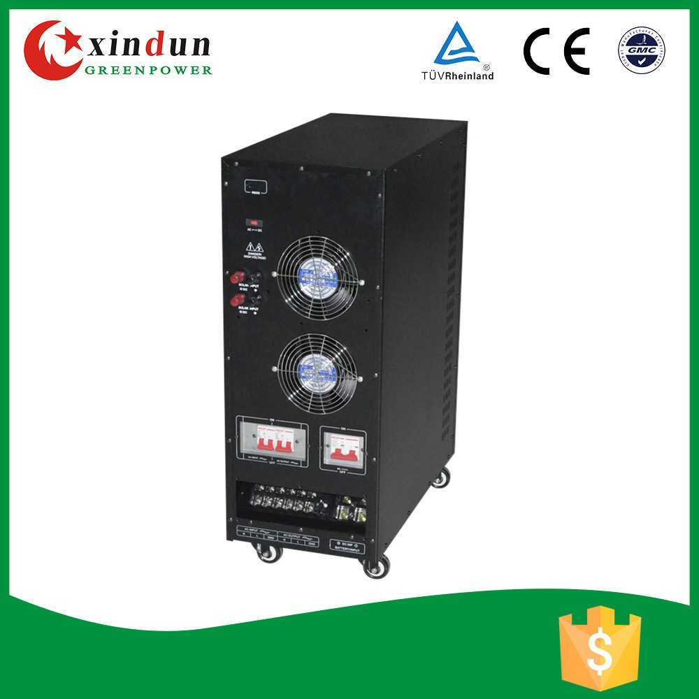 15kw Inverter 15000w Inverter With Battery Charger And Avr