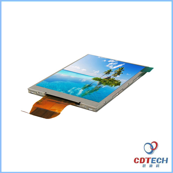 2.7 ''inch LCD Module with Video input 320x240 dots small size