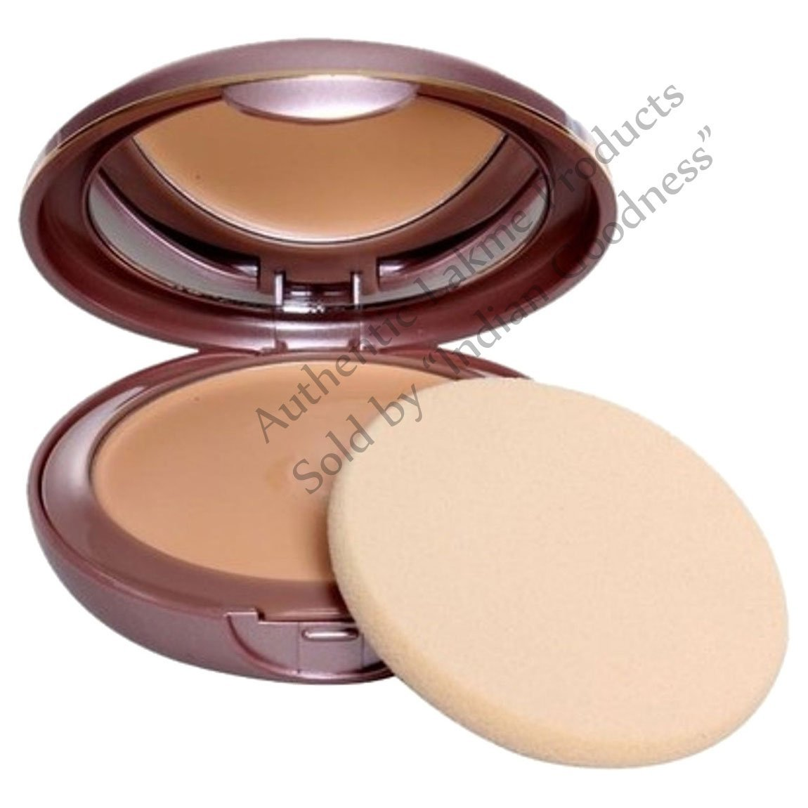 Lakme Flawless Creme Compact - 9 g (Shell) + Free Gifts + Free Shipping