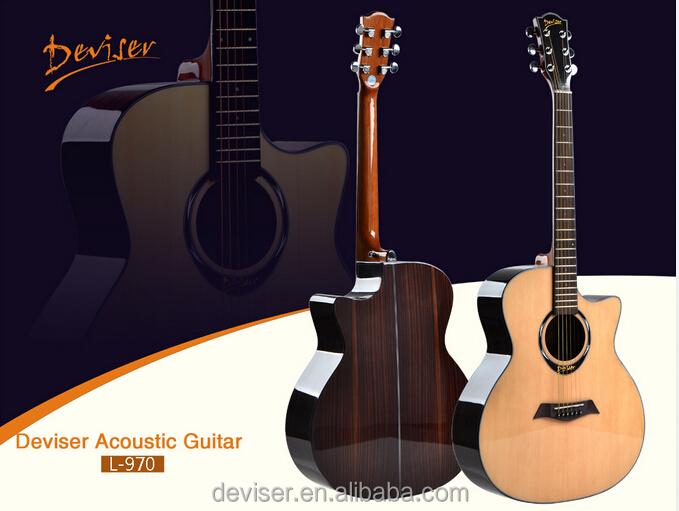 hot sell top china manufacturer supply 41 inch acoustic guitar