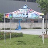 Trade show Tent advertising pop up marquee steel tube pop up tent