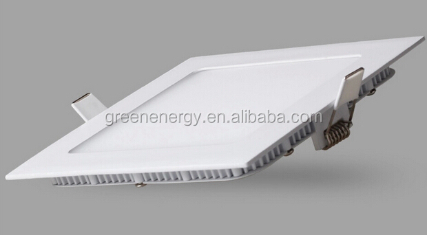 Square panel down light 3 years warranty 14w led panel downlight indoor light 11w/14w led panel down light
