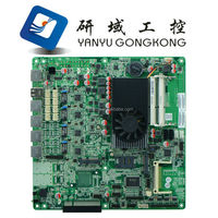 Firewall Motherboards with 4 lan-NM70SL VER:1.0