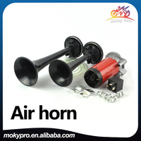 12V/24V motorcycle&auto 2tube electric air horn modified electric horn