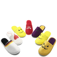 Holiday supplies Christmas Women's Comfort House Slipper home shoes