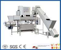 full automatic mozzarella cheese making equipment