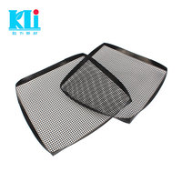 Mess Free Reusable Outdoor Non Stick Grilling Basket Bbq Mesh