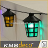 Hot sale lantern string lights outdoor party christmas decoration holiday lighting