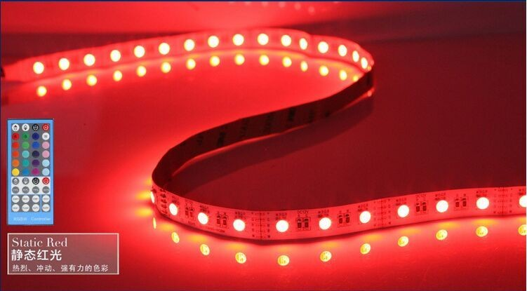 Ce Rohs Unque Design 5050 Smd Rgbw 4-in-1 Led Strip Uv Strip Led ...